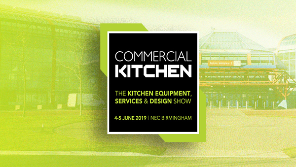 LF ve CCS Commercial Kitchen Show 2019'da